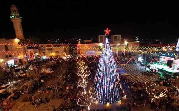 Christmas in Bethlehem 2014