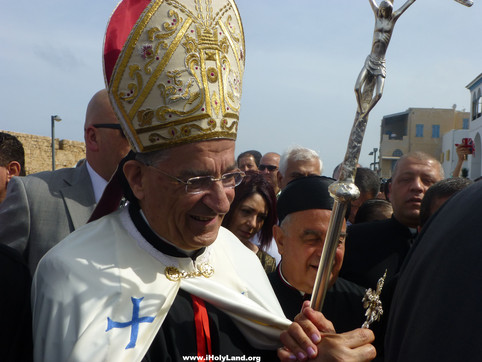 Ask for fast recovery for our beloved Patriarch Mar Bechara Boutros al-Rahi