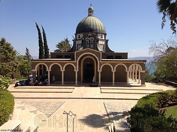 Church of the Beatitudes