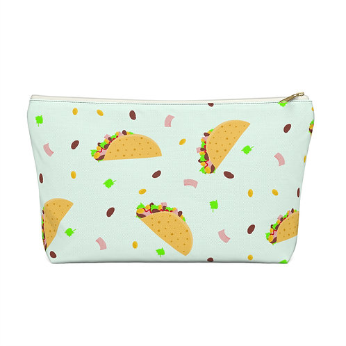 Taco Vida Accessory Pouch/Make Up Bag