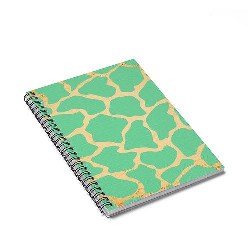Wild Words Notebook
