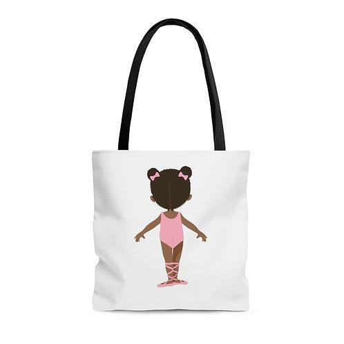 Baby Ballerina Tote Bag