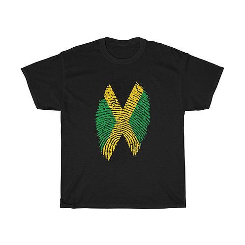 Jamaican Identity Unisex Heavy Cotton Tee