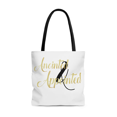 Anointed & Appointed Tote Bag