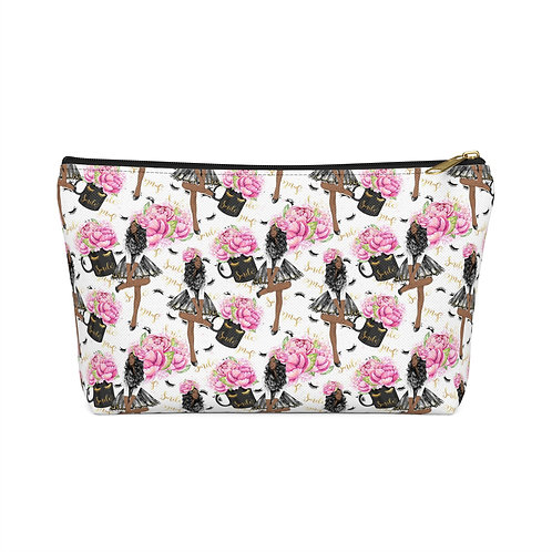 Smile Girl Accessory Pouch/Make Up Bag