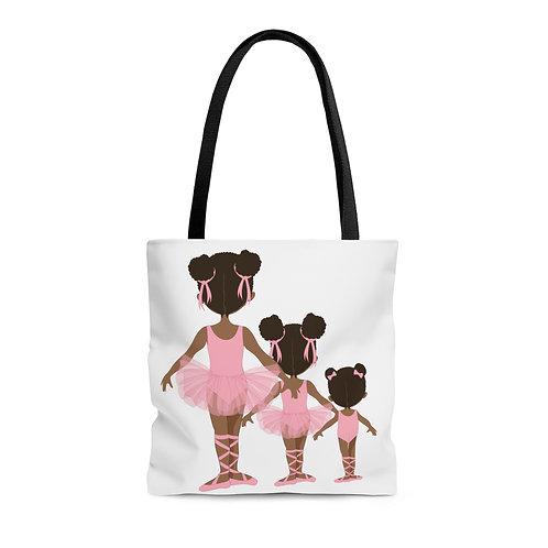 Ballet Trio Tote Bag