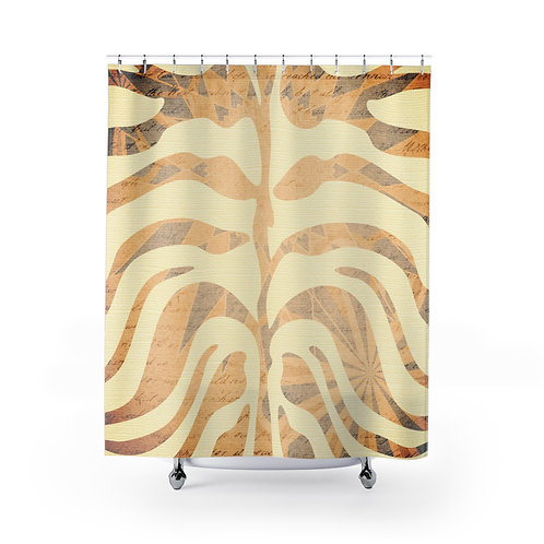 Afriskin Shower Curtain