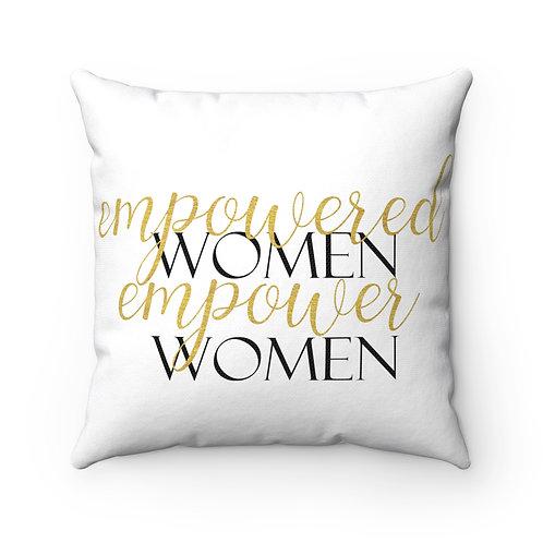 Empowered Pillow
