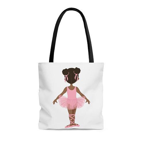 Ballet & Bows Tote Bag