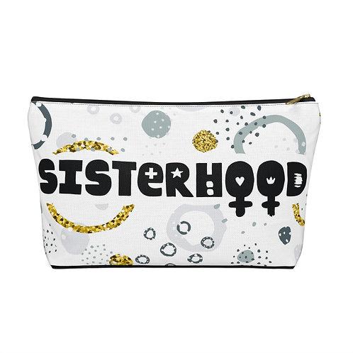 Sisterhood Accessory Pouch/Make Up Bag