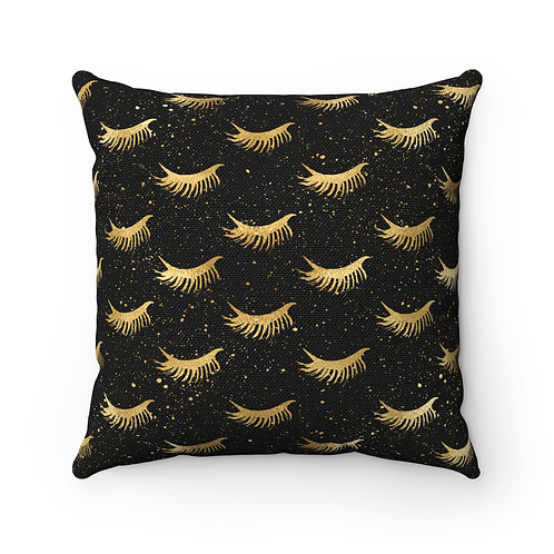 Lash Out Pillow
