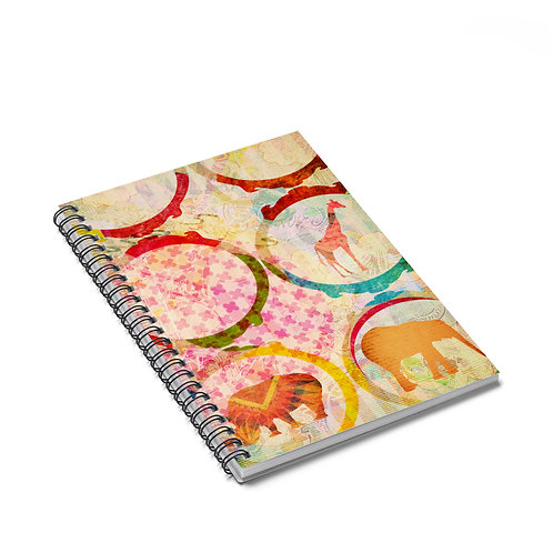 Color Safari Notebook