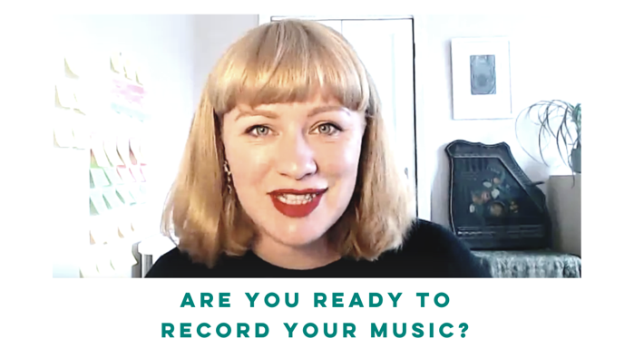 Are You Ready to Record Your Own Music?