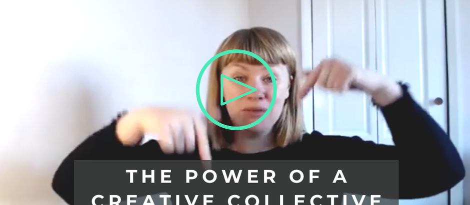 The Power of a Creative Collective (And Why You Should Join One)
