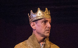 French King Charles in Henry V