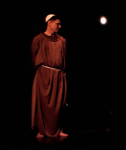 Friar Laurence in Romeo and Juliet