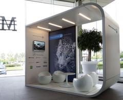 Messebau Displays