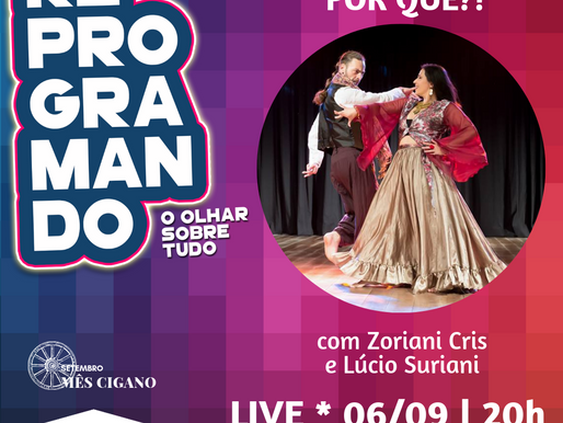 Reprogramando - Lúcio Suriani e Zoriani Cris