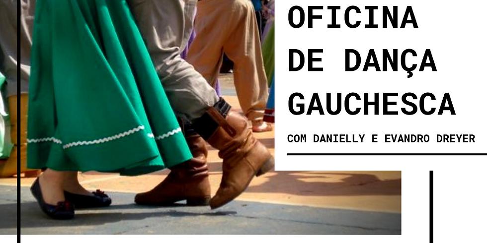 Oficina de Dança Gauchesca