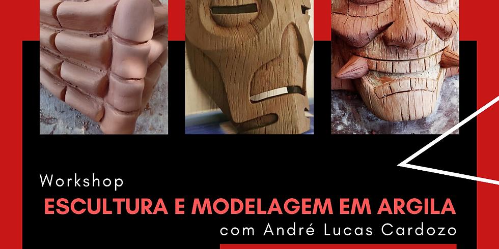 Workshop de Escultura e Modelagem em Argila