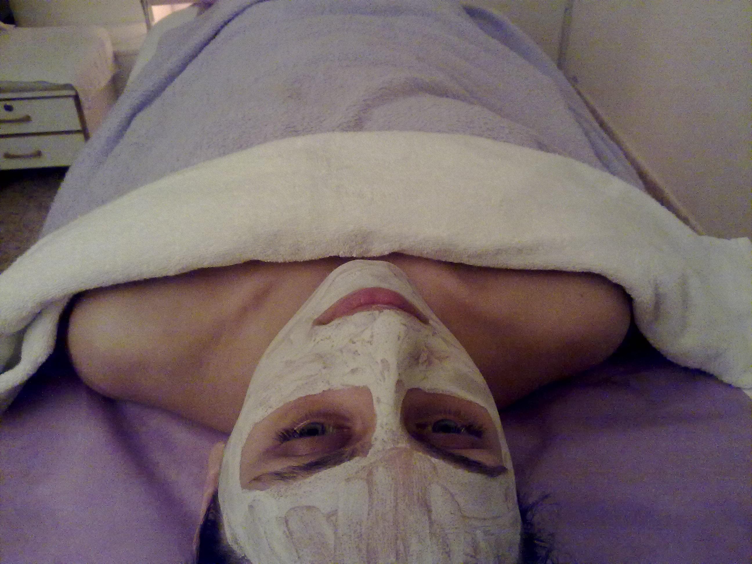 טיפול פנים טבעי אנרגטי