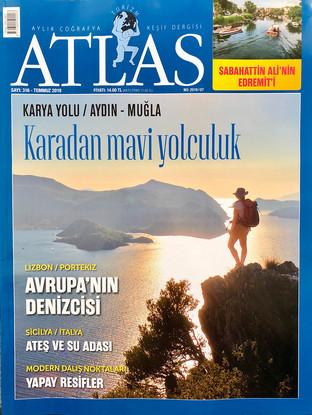 Atlas Dergisi - Temmuz 2019