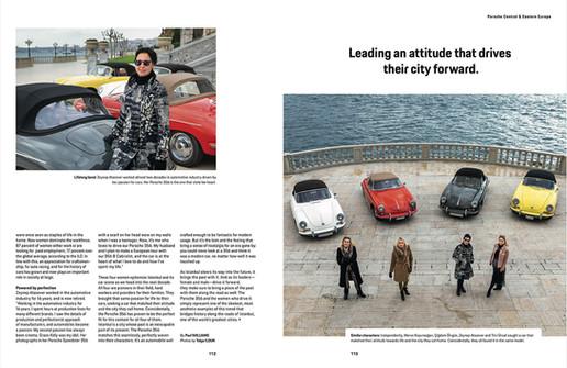 Chiristophorus - Porsche Magazine
