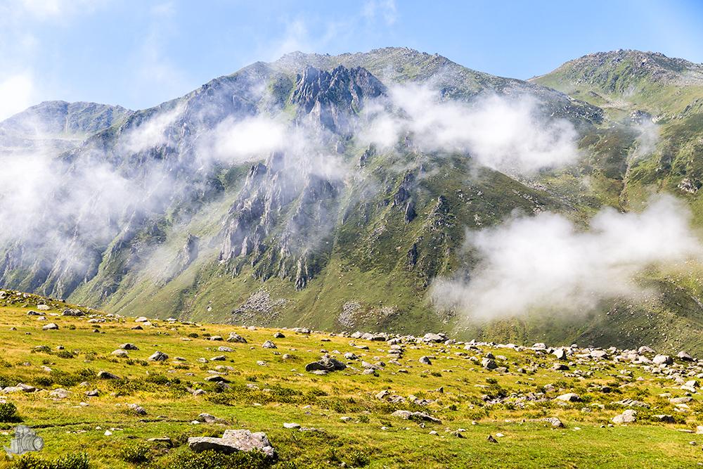 Sisli Kaçkar Dağları