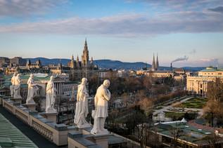 Viyana - Avusturya / Vienna - Austria / 2018