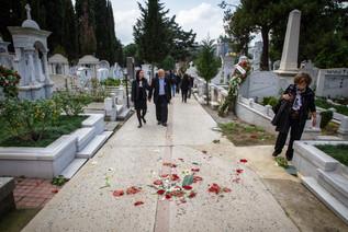 Ara Güler cenaze töreni / Ara Guler funeral