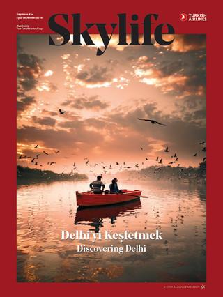 Skylife Dergisi - Eylül 2019 sayısı