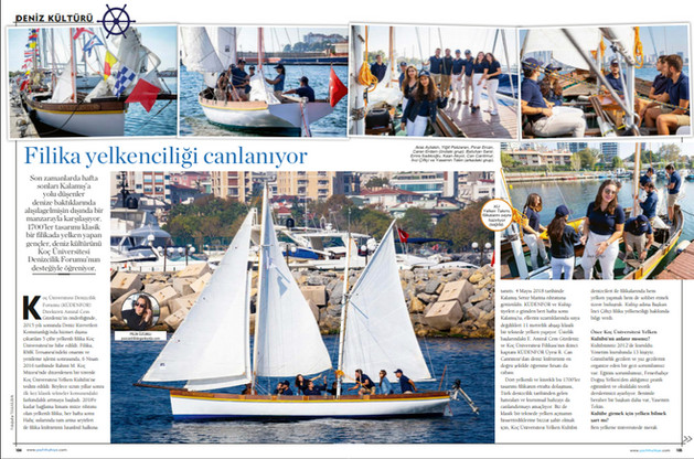 Yacht Dergisi - Kasım 2019