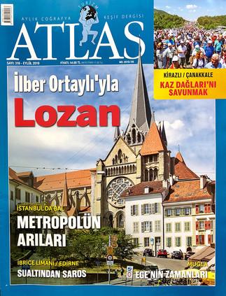 Atlas Dergisi - Eylül 2019