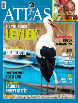 Atlas Dergisi - Nisan 2020