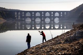 Maglova Su kemeri, Alibey Barajı, Istanb