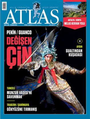 Atlas Dergisi - Kasım 2019