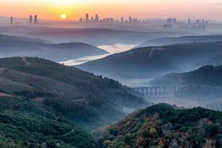 Güzelcekemer, Alibey Barajı, İstanbul _