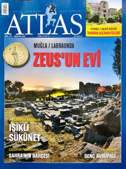 Atlas Dergisi Ağustos 2019 Sayısı