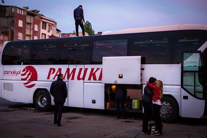 Büyük İstanbul Otogarı / Great Terminal of Istanbul