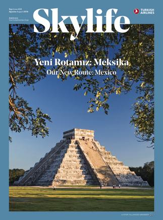 Skylife - Ağustos 2019 sayısı