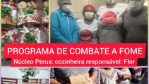 470 DIAS DE COMBATE A FOME