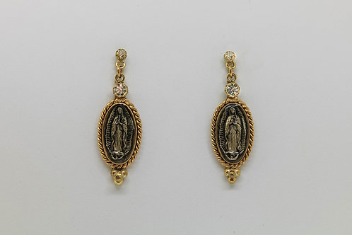 Guadalupe Large Earrings
