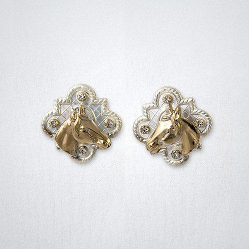 Horse Amulet Earrings