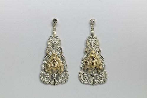 España Bee Earrings