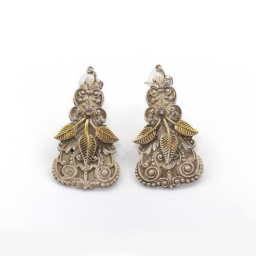 España Leaf Earrings
