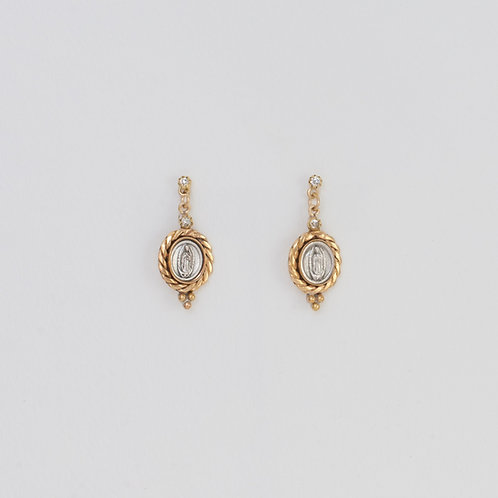 Guadalupe Earrings Small