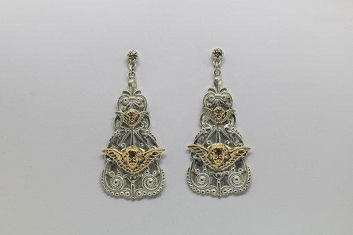 España Angel Earrings