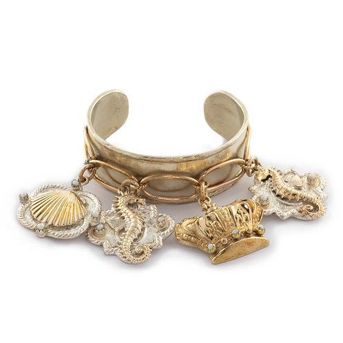Four Charm Bracelet