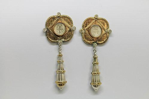San Benito Pendant Earrings