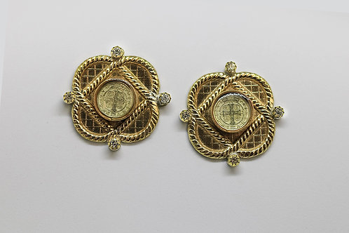 San Benito Amulet Earrings